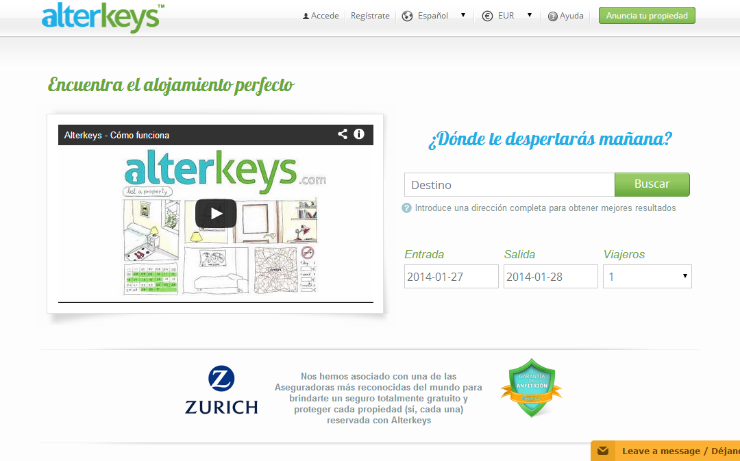 BeMate compra Alterkeys, dando salida a Civeta Investment