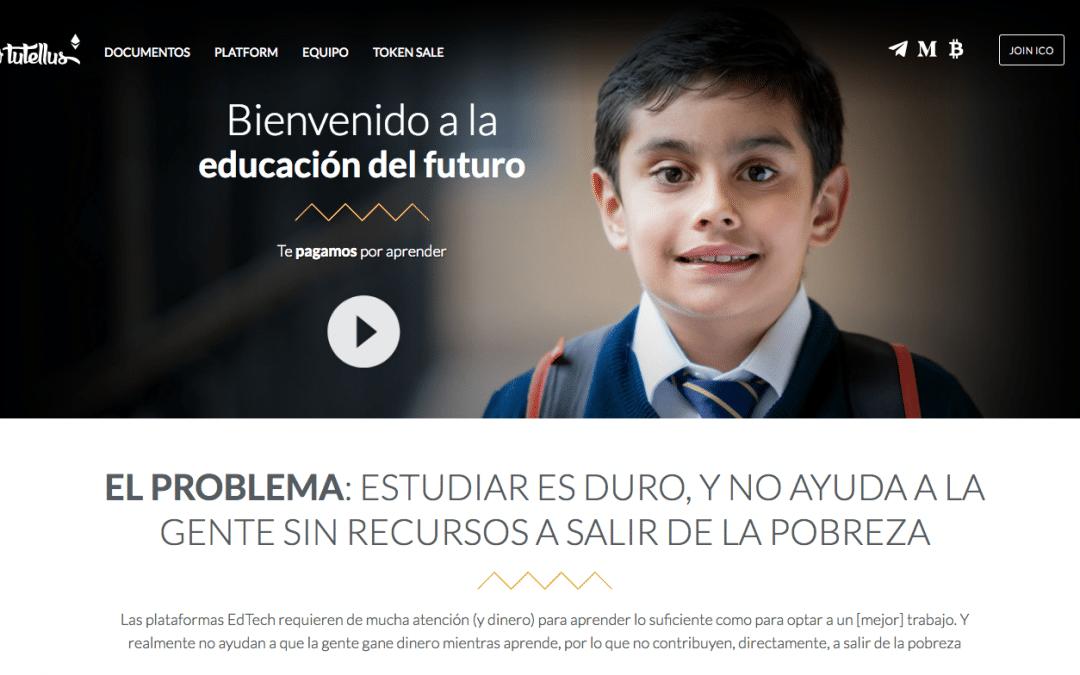 Tutellus entre las cinco ICOs españolas que se lanzarán este inicio de 2018
