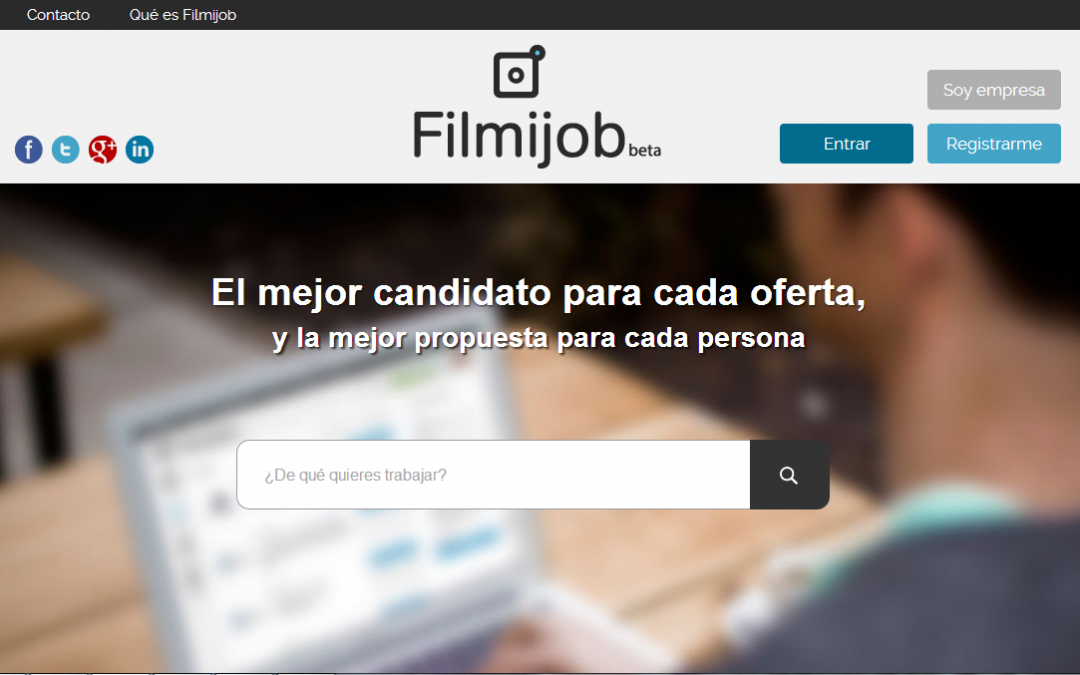 Civeta Investment invierte en la plataforma de videoentrevistas Filmijob