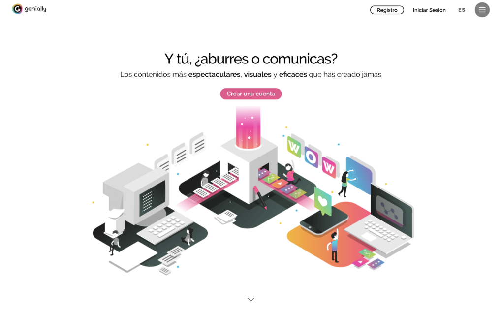 The Spanish startup Genial.ly raises 4.4 million euros in an Series A